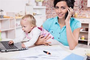 Work-at-Home Strategies: How to Have a More Productive Workday Even With Kids in the House
