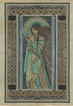 Tapestry Celtic Angel (SS076)