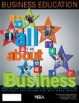 1b-2014 National Education for Business Month Poster