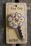 Natural Life Flower Key Cap