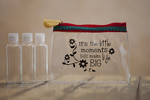 "Natural Life Travel Pouch ""It's the little moments..."""