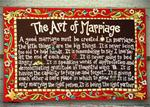 Art of Marriage Canvas - Glory Haus