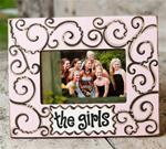 "Glory Haus ""The Girls"" frame"