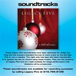 A Little Christmas Soundtrack Compact Disc