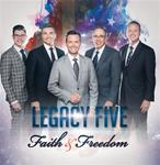 Faith & Freedom CD