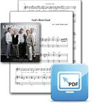 """God's Been Good"" Sheet Music - File"