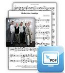 Hello After Goodbye Sheet Music - Digital Download