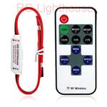 R10:   RF Wireless Remote Controller Mini Dimmer 8 Settings