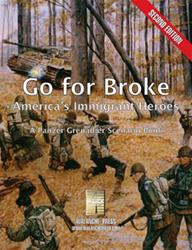 Panzer Grenadier: Go For Broke, 2nd Edition
