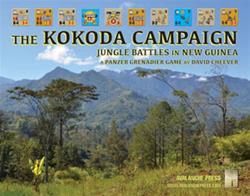 The Kokoda Campaign (Panzer Grenadier) (T.O.S.) -  Avalanche Press