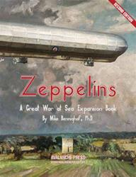Great War At Sea: Zeppelins (second edition)