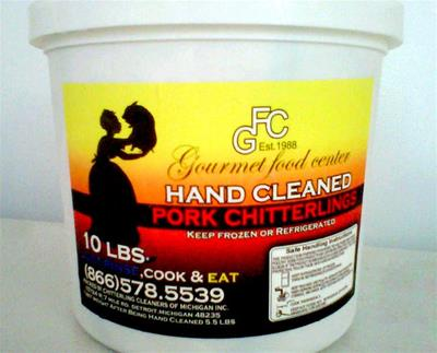 how to cook chitterlings and hog maws