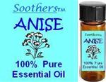 Anise Seed Essential Oil 1/8 oz. Bottle
