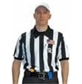 "Cliff Keen  MXS 2"" Stripe College Football  Short-Sleeve Shirt"