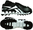 Reebok Zig Magistrate Low Umpire Plate Shoes - Black/White
