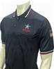 AHSAA Dye Sublimated Baseball Short Sleeve Navy Shirt