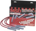 MSD 32819 8.5mm Superconductor Spark Plug Wire Set