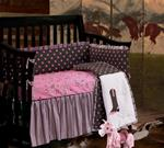 Home Max Paisley Baby Bedding Crib Set