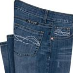 Cowgirl Tuff Co. Don't Fence Me Women's Jeans