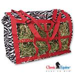 Classic Equine Top Load Hay Bag in Designer Prints