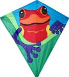Poison Dart Frog Diamond Kite, 30 inch