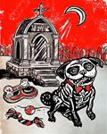 Surreal Series - Archival Paper Print, 'Forever Pug'