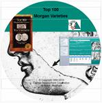Top 100 Morgan Varieties CD