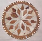 COWHIDE MAT - SMALL