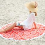 Coral Cove Sand Round/Beach Towel