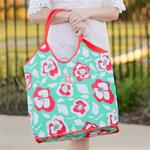 Flora Bora Tote/Beach Bag