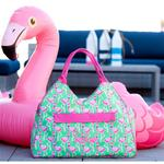 Beach Bag Flamingle