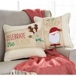 Holiday Pillow Wrap