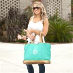 Cabana Tote Bag Mint