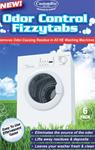 High Efficiency Washing Machine Odor Control Fizzytabs (One Year Supply)