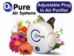 Mini Plug-In Home or Office Air Purifier