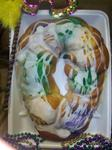 Double Filled King Cake, Large