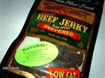 PEPPERED TENDER BEEF JERKY