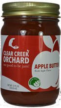 Apple Butter, 12oz.