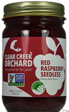 Red Raspberry - Seedless Jam, 12 oz,