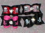 X-SM Choice Skull Dog Bow