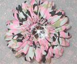 Adult/Children Size Gerbera Cheetah Pink Camo