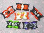 6 Pk x-sm Halloween Fright Night+
