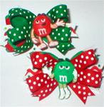Boutique Christmas  Candy M M