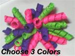 YOU CHOOSE 3 COLORS REGULAR SIZE KORKIE  PAIR