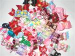 Grab Bag Bows for dogs weighing 4-7 pounds