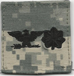 ACU Rank  COL and LTCOL