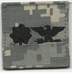ACU Rank LTCOL and COL