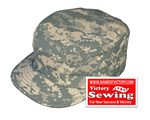 ACU Patrol Cap inside Map Pocket-Made in USA.
