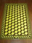 Geometric Design Floor Cloth