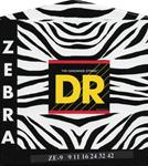 DR Zebra Acoustic-Electric Guitar Strings